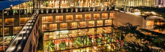 Hotel Therme Meran ****S