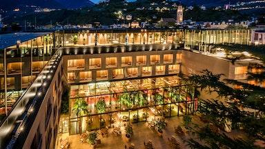 ****Superior Hotel Therme Meran: Bild 16