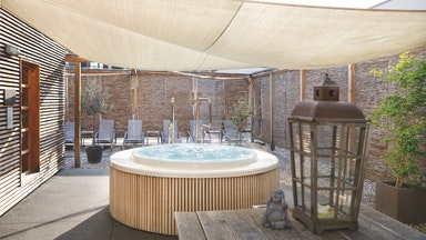 Hotel Spa, Therme und Sauna: Bild 19