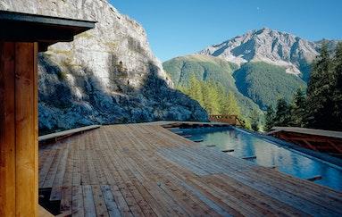 Wir suchen ein Test-Paar für ein tolles Wellness-Package im Graubünden!