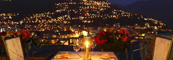Zweisamkeit in Lugano