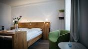 arthotel Blaue Gans mitten in Salzburg: Bild 1