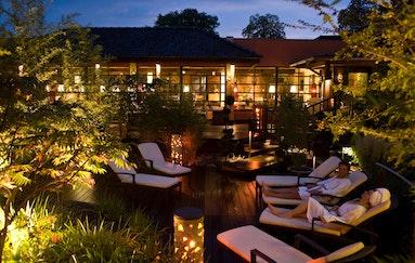 Romantik in der Bali Therme