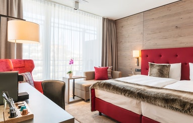 Hôtel lifestyle à Davos