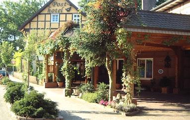 Landromantik in der Lüneburger Heide