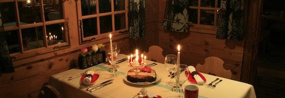 Geburtstagsfeier in Grindelwald