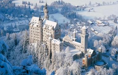 Märchenschloss Neuschwanstein