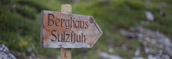 Pause nostalgique au Berghaus