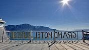 Traumhafte Aussichten im Grand Hotel Suisse-Majestic: Bild 7
