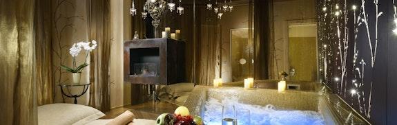 Private Spa Suite in Mailand