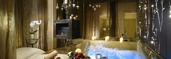 Private Spa Suite in Mailand