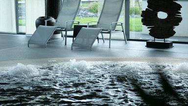 Hotel Spa, Therme und Sauna: Bild 21