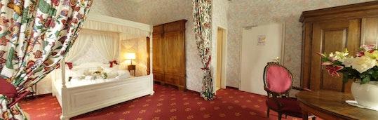 Märchenhafte Auszeit im Burg Hotel