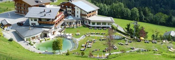 Kuscheltage im Alpinresort