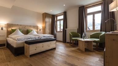 "Doppelzimmer ""Piz Nair"": Bild 1"