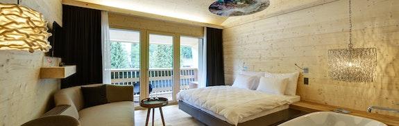 Romantik und Wellness im Bergdorf