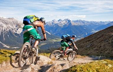 Wettbewerb: Mountainbike-Abenteuer auf der Lenzerheide