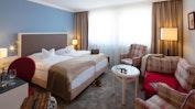Komfort-Doppelzimmer (24 - 28 m²): Bild 1