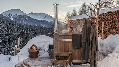 Wellness im Superior IN LAIN Hotel Cadonau - Ganz Privat: Bild 4