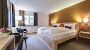 Übernachtung im Hotel Donatz: Bild 12