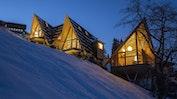 HochLeger Luxury Chalet Resort: Bild 2