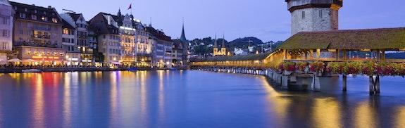 Wochenende in Luzern