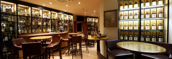 Whisky-Weekend in St. Moritz
