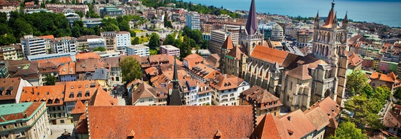 Lausanne entdecken & erleben
