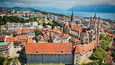 Lausanne - Gastfreundlich und reich an Kultur: Bild 20
