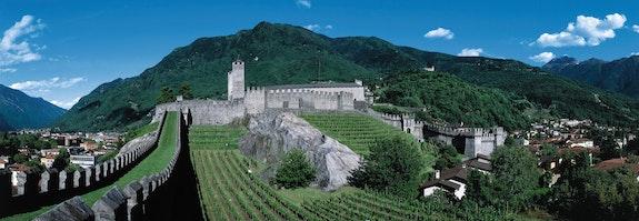 Ausflug nach Bellinzona
