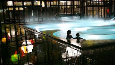 Diverse Pools in der Therme Meran: Bild 14