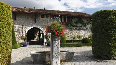 Übernachtung im Hotel Domaine de Châteauvieux: Bild 5