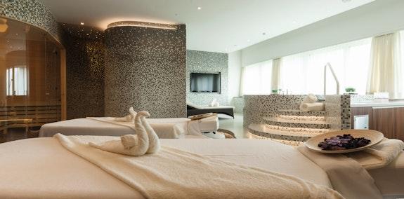 Private Spa Suite im****Oberwaid - Das Hotel. Die Klinik
