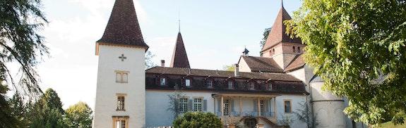 Schloss Münchenwiler/Château de Villars-les-Moines