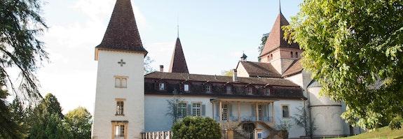 Château de Villars-les-Moines pour amoureux