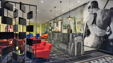 Hotel mit Charakter, gestaltet von Christian Lacroix: Bild 16
