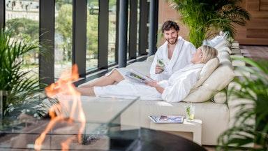 """Roof Top Wellnessbereich """"Sky Spa"""" - exklusiv für Hotelgäste: Bild 31"""