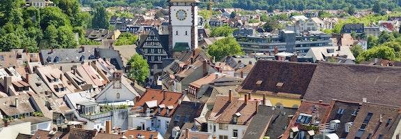 Freiburg im Breisgau entdecken