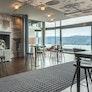 Hotel Belvoir hoch über dem Zürichsee