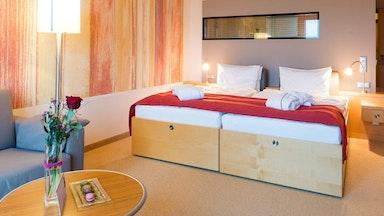 Doppelzimmer Superior Parkseite (25 - 34 m²): Bild 1