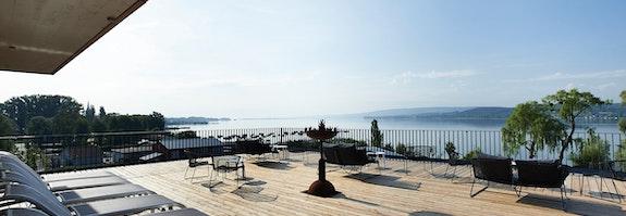Designhôtel au Lac de Constance