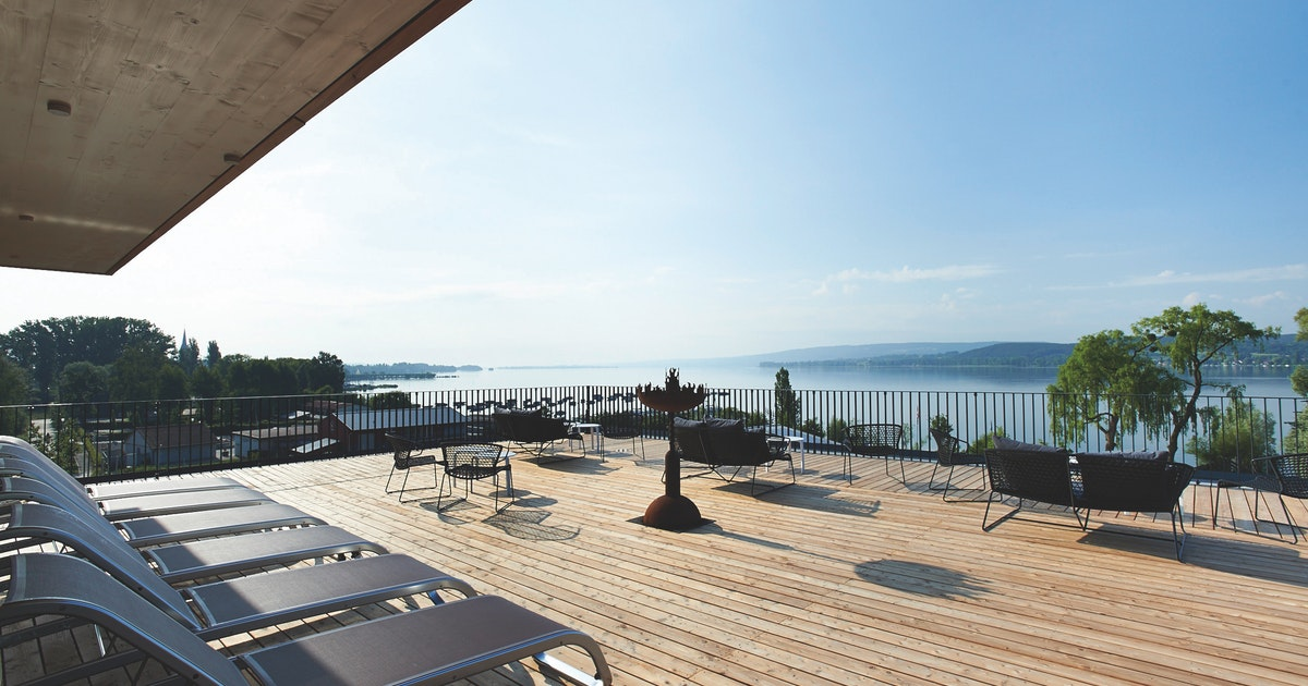 Designhotel am bodensee weekend4two for Design hotel quartier 65