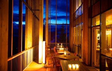 Design Hotel in Traumkulisse