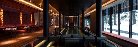 Luxus im The Chedi Andermatt