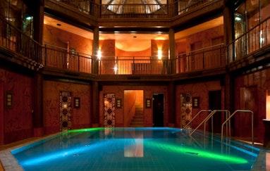 Badetraum aus 1001 Nacht
