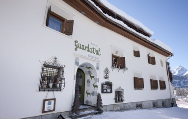 Romantik Boutique-Hotel GuardaVal