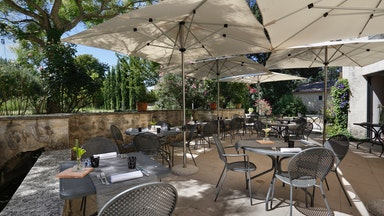 Le Moulin-Restaurant: Bild 13