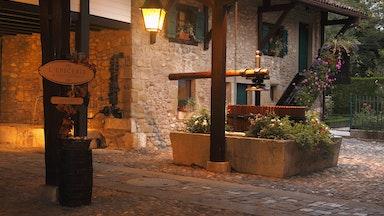 Übernachtung im Hotel Domaine de Châteauvieux: Bild 7