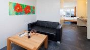 Doppelzimmer Superior mit Blick Richtung Tal (30 m²): Bild 6