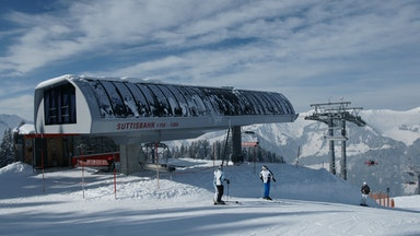Schneereich Mellau-Damüls in Vorarlberg: Bild 23